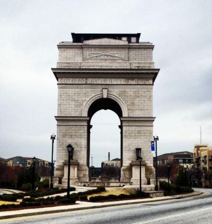 milenium gate